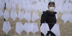 Brasil registra mais de 15 mil novos casos e 373 mortes em 24 horas